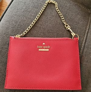 KATE SPADE POUCHETTE small cards